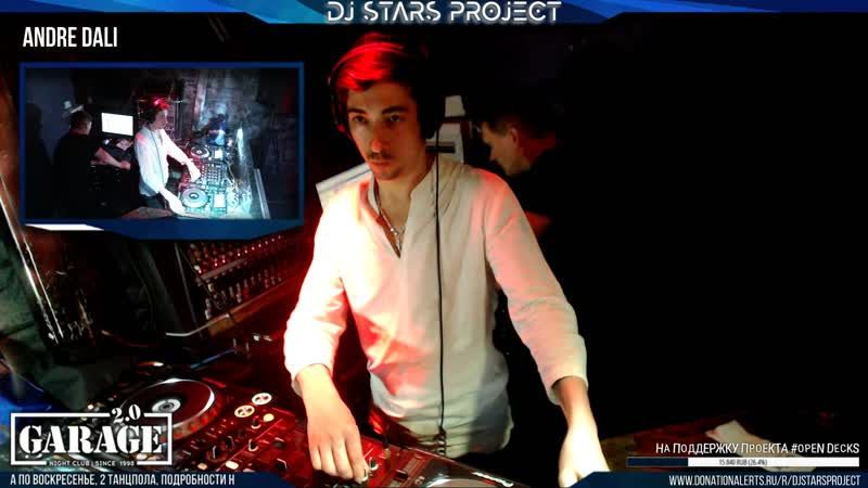 Andre Dali Dj Stars Project NextLeveL Party 22 05 2019