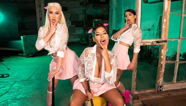 Twistys - Girl Gang: Part 4