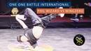 Phil Wizard vs Wingzero SEMI FINAL One One Battle International 2019