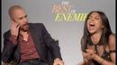BEST OF ENEMIES: Taraji P. Henson and Sam Rockwell Interview