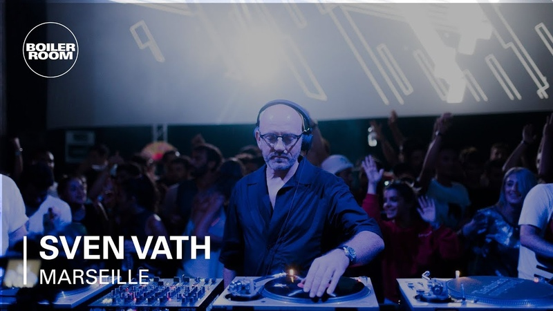 Sven Väth Boiler Room x Eristoff 'Into The Dark' Marseille