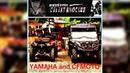 Yamaha Grizzly и Cfmoto u8 800 tracker Покатушки Лайт