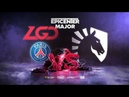 PSG.LGD vs Team Liquid, EPICENTER Major, bo3, game 2 [Smile Mila]