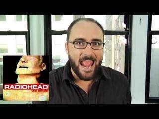 Radiohead albums described by Vsauce videos