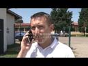 Pokazna vatrogasna vježba u Gimnaziji Filip Višnjić . 12-06-2019