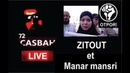 Algerie ZITOUT et Manar mansri de Otpor a Canvas
