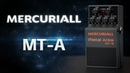 Mercuriall MT-A (Metal Zone Free VST) - Test and Demo