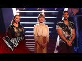 Olly Murs makes his Knockout decision (The Voice UK 2019)