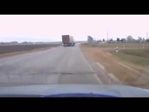 Россиянка на дороге изумила британцев