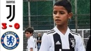 Juventus U-9 vs Chelsea U-9 Match Highlights | Football World