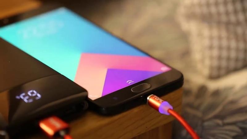 Светодиодный магнитный кабель для iPhone Xs Max Xr 8 7 6