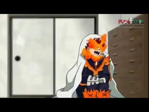 I AM HERE Todoroki Deku Bakugo version My Hero Academia Meme 僕のヒーローアカデミア
