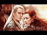 Legolas &amp Tauriel Awake and Alive The Hobbit