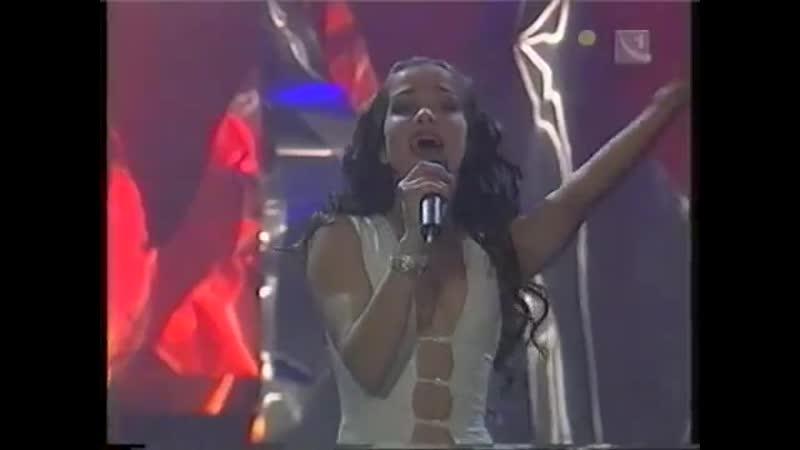 Natalia Oreiro - Miss Slovakia - 11.3.2001 - NataliaOreiro.cz