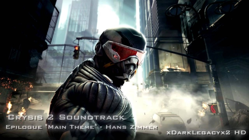 Hans Zimmer - Epilogue Main Theme - Crysis 2 Soundtrack (Epic Dramatic)