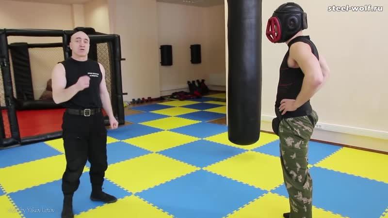 Как защититься от борца советы инструктора спецназа