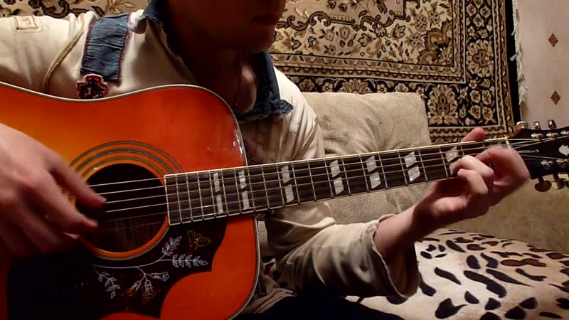 Seether and Amy Lee Broken fingerstyle cover