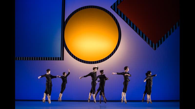 Daphnis et Chloe [Choreography Benjamin Millepied] - Aurélie Dupont - Hervé Moreau Eleonora Abbagnato - Opéra National Paris