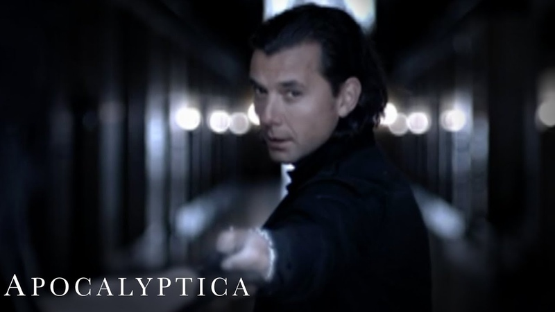 Apocalyptica feat. Gavin Rossdale - End Of Me (Official Video)