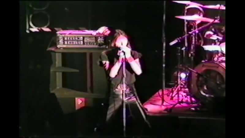 Cirith Ungol The Black Machine Live 1984