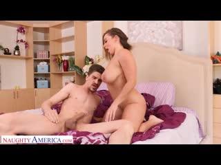 Natasha Nice Нежный секс ANAL, Big Tits В красивом белье [Трах, all sex, porn, big tits, Milf, инцест, порно blowjob brazzers