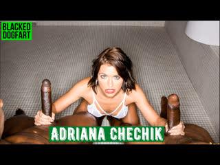 Adriana chechik 💖 blackedraw