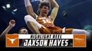 Jaxson Hayes Texas Basketball Highlights - 2018-19 Season | Stadium