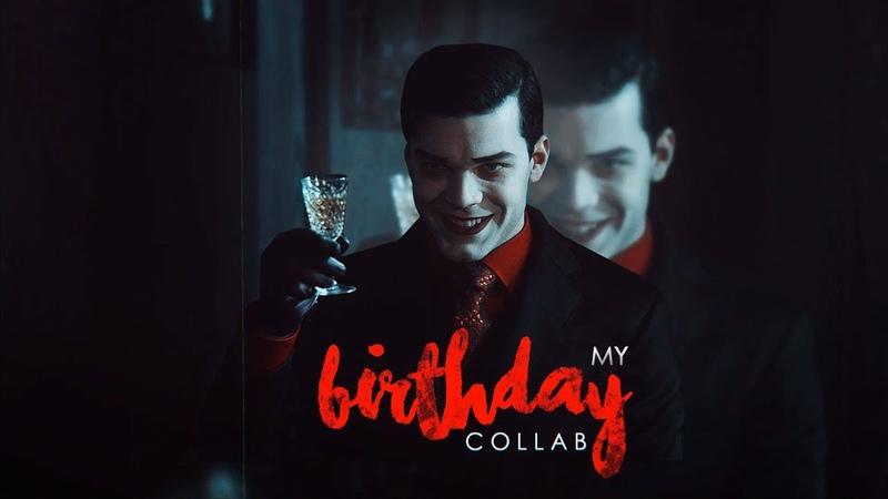 BIRTHDAY COLLAB | Grind Me Down