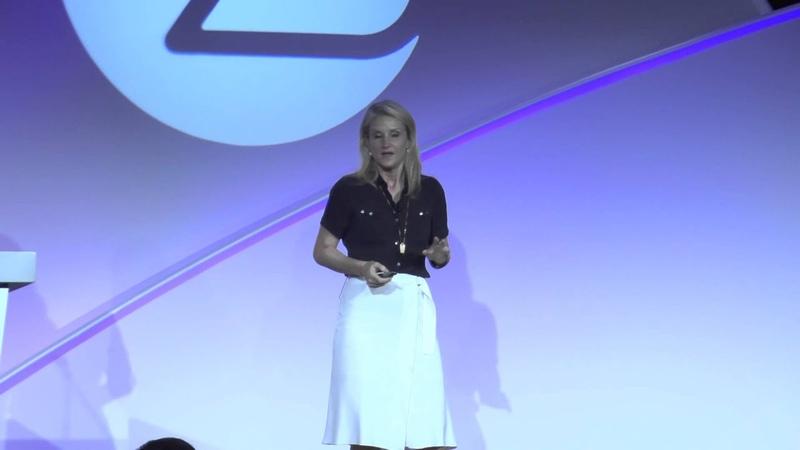 Mel Robbins, Guest Speaker at 2014 EzeSoft Client Conference