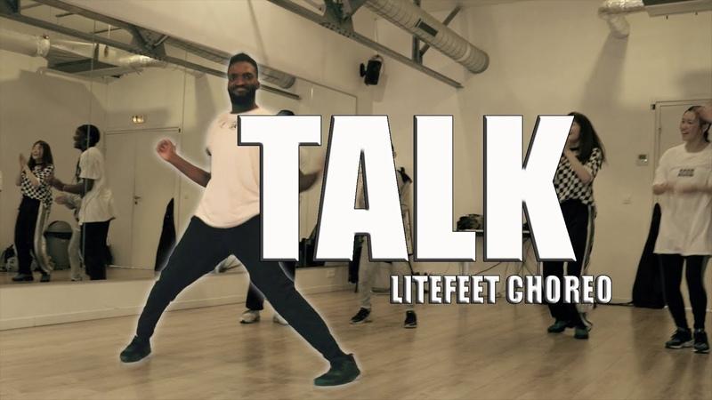 TALK Khalid Litefeet Choreo by BUSHIDO LiteFeetFrance