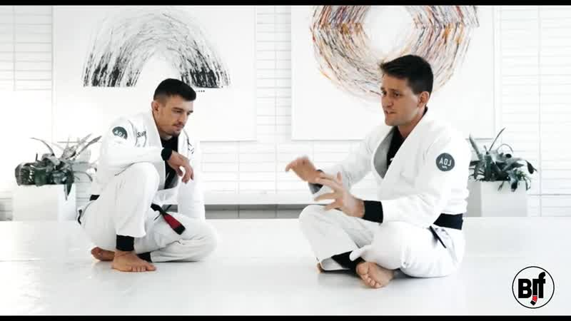 Rafael Mendes 2 LIFTING OPPONENT FROM COLLAR SLEEVE TO ARMBAR OPTION