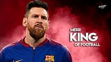Lionel Messi 2019 - King Of Football - Amazing Skills Show - HD