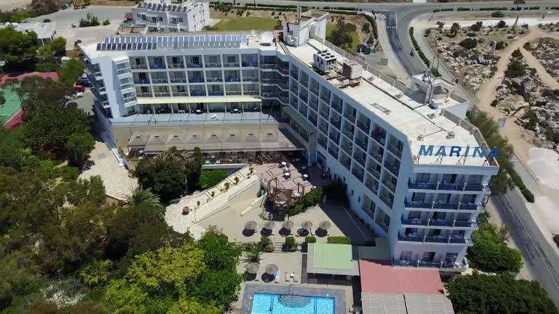 Marina Hotel Марина Отель Айя Напа Кипр Ayia Napa Cyprus