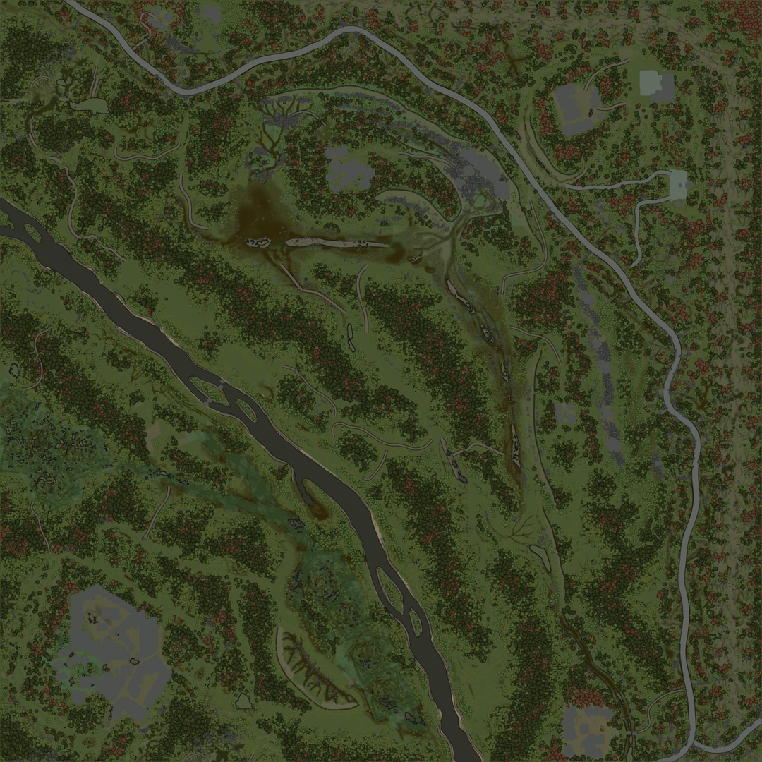 Карта «Плато»
