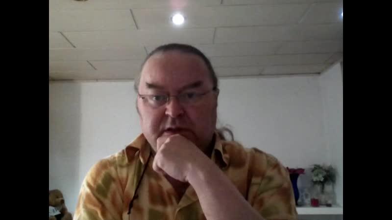 Egon Dombrowsky - 21.04.2019 - Kurze Erklärung zum Stand der Nachrichten