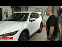 Установка бесключевого доступа и сигнализации StarLine S96 в Mazda CX-5