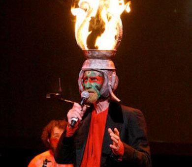 Огненный эксцентрик Артур Браун