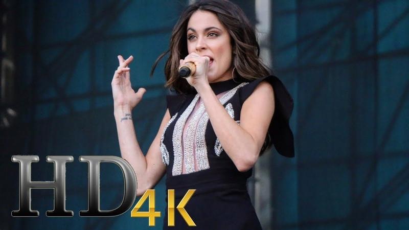 TINI Stoessel ~ Te Quiero Más La Plata Argentina Live 2017 HD 4K