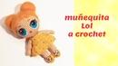 Tutorial cuerpo base muñeca LOL parte 4