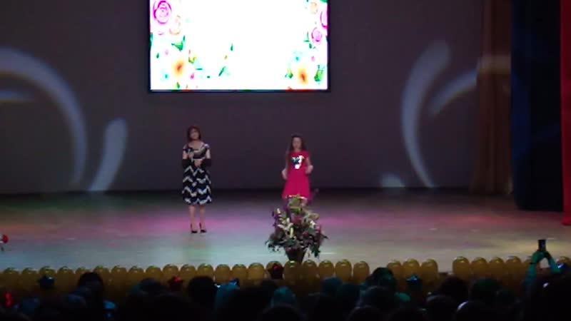 Отчётный концерт Академии искусств Виктора Салтыкова и Александра Ягья