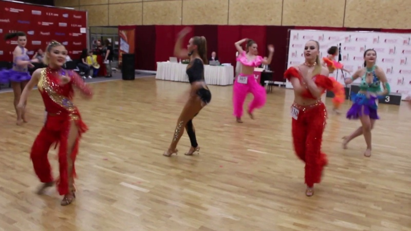SALSA Junior 2 (SF) Russian RDU Cup 2019