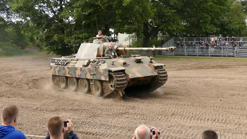 Panzer I Panzer IV Panther Ausf A