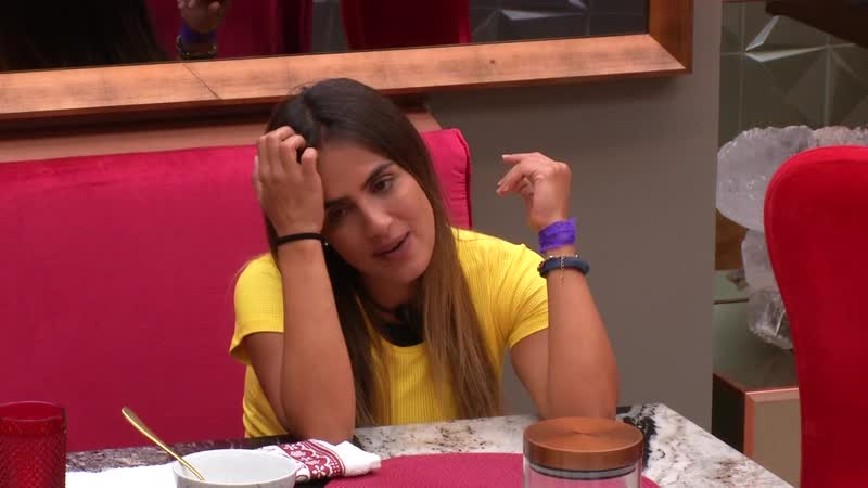[1280x720] Big Brother Brasil Alan cobra promessa de Carolina e Hariany Globoplay