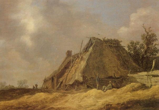 Ян ван Гойен (нидерл. Jan Josephsz. van Goyen  vŋˈɣoːjə(n), 13 января 1596, Лейден  1656, Гаага)  нидерландский художник-пейзажист, рисовальщик, офортист XVII века.