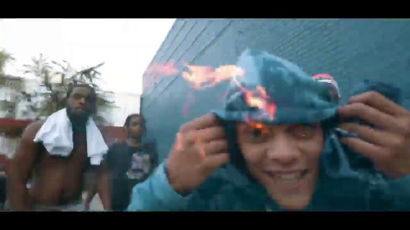 $quidnice - CRIP SHIT (Official Music Video)