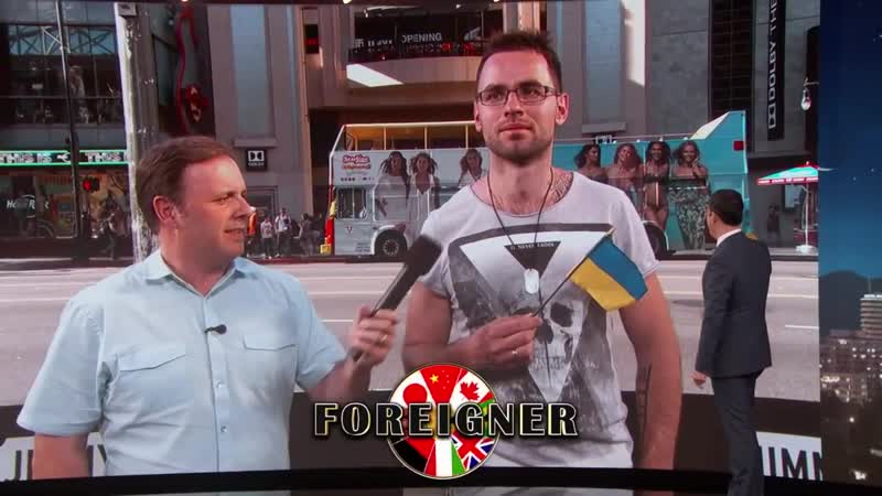Foreigner or Not 3