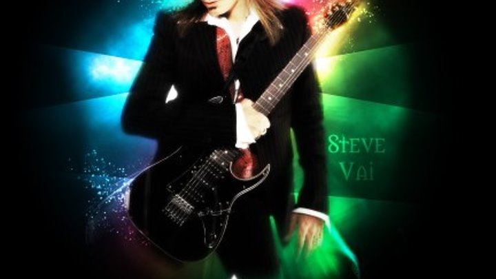 STEVE VAI LIVE AT THE ASTORIA LONDON 2001 rockoboz 4527