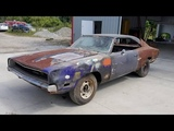 '69 Dodge Charger Full Restomod Customized Chassis Hellcat Engine Swap - Overhaulin Barn Find