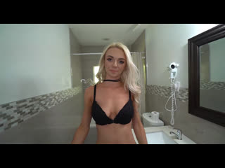 Filthypov molly mae jealous wife makes me watch her fuck young studs big cock filthy pov petite choker blonde small boobs beauty