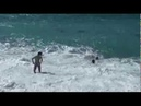 Море в Лутраки Греция